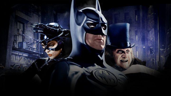 Una scena tratta dal film Batman - Il Ritorno