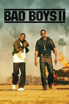 Locandina Bad Boys II