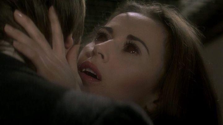 Una scena tratta dal film Dracula