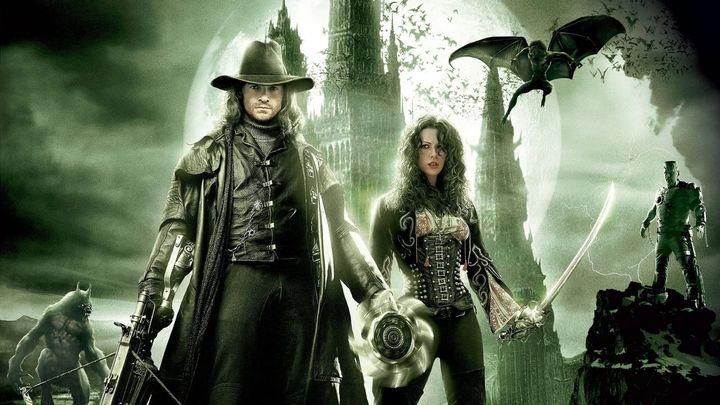 Una scena tratta dal film Van Helsing