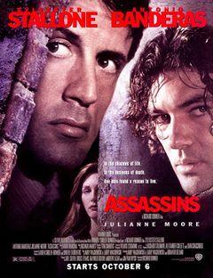 Locandina Assassins