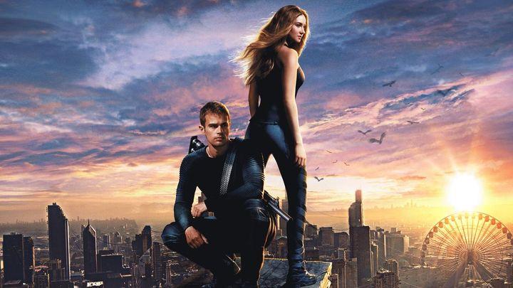Una scena tratta dal film Divergent