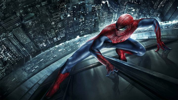 Una scena tratta dal film The Amazing Spider-Man