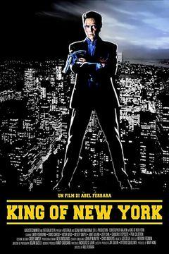 Locandina King Of New York