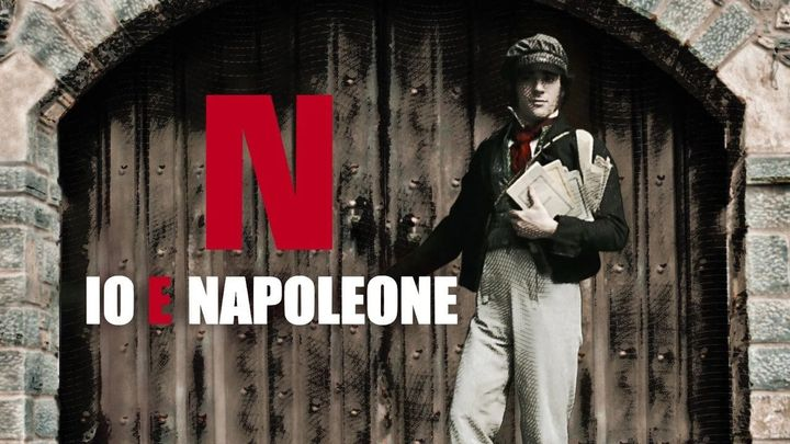 Una scena tratta dal film N (Io E Napoleone)