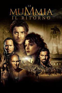 Locandina La Mummia - Il Ritorno