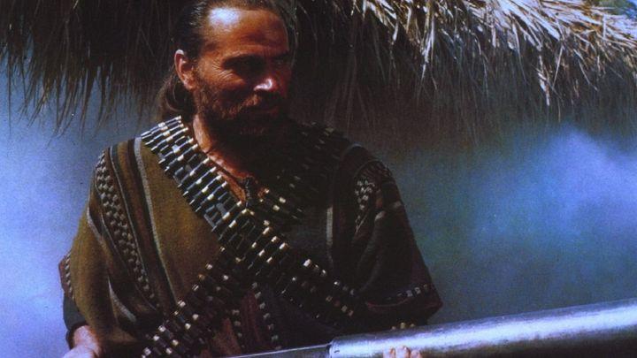 Una scena tratta dal film Django 2: Il Grande Ritorno
