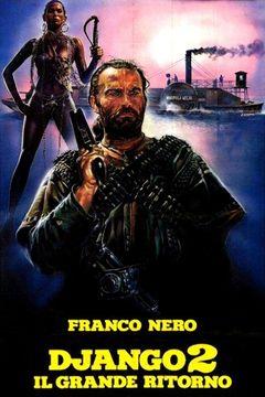 Locandina Django 2: Il Grande Ritorno