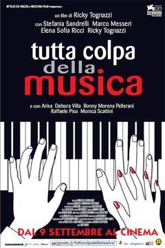Locandina Tutta Colpa Della Musica