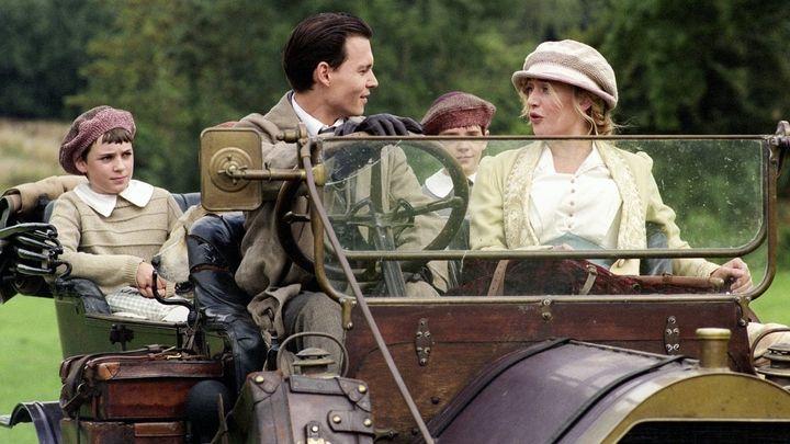 Una scena tratta dal film Neverland - Un Sogno Per La Vita