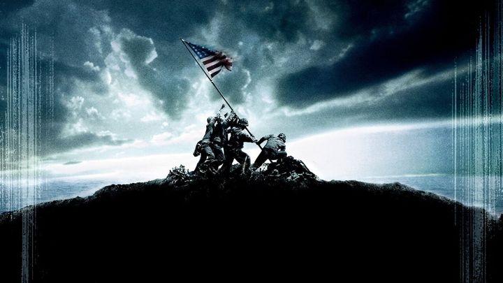 Una scena tratta dal film Flags Of Our Fathers
