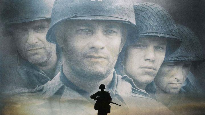 Una scena tratta dal film Salvate Il Soldato Ryan