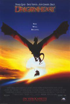 Locandina Dragonheart