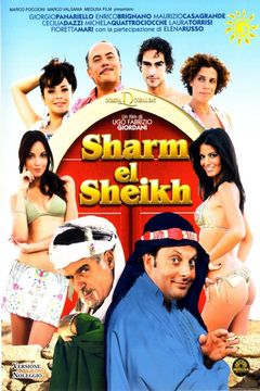 Locandina Sharm El Sheikh - Un'estate Indimenticabile