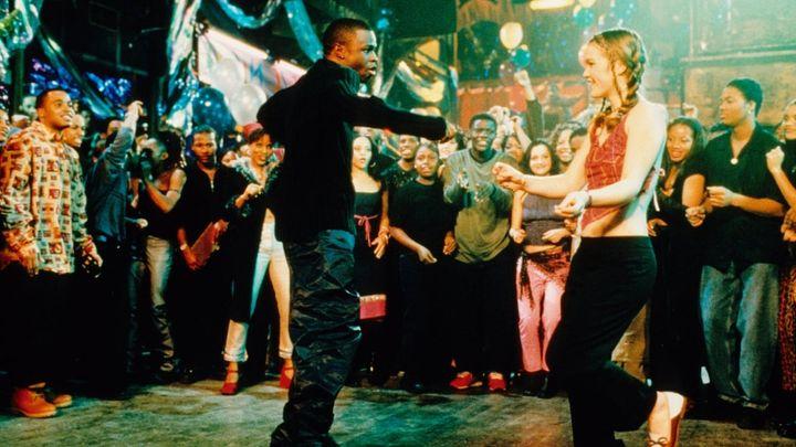 Una scena tratta dal film Save The Last Dance