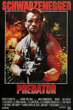 Locandina Predator