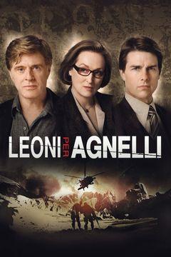 Locandina Leoni Per Agnelli