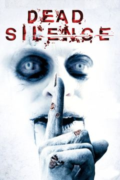 Locandina Dead Silence