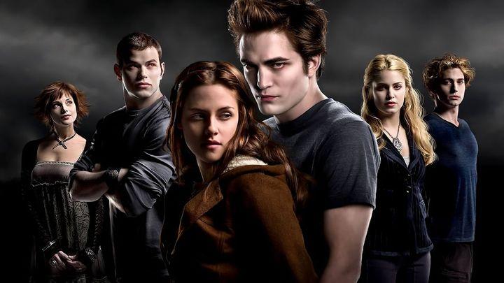Una scena tratta dal film Twilight