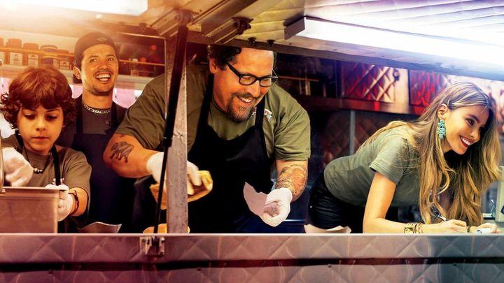 Una scena tratta dal film Chef - La Ricetta Perfetta