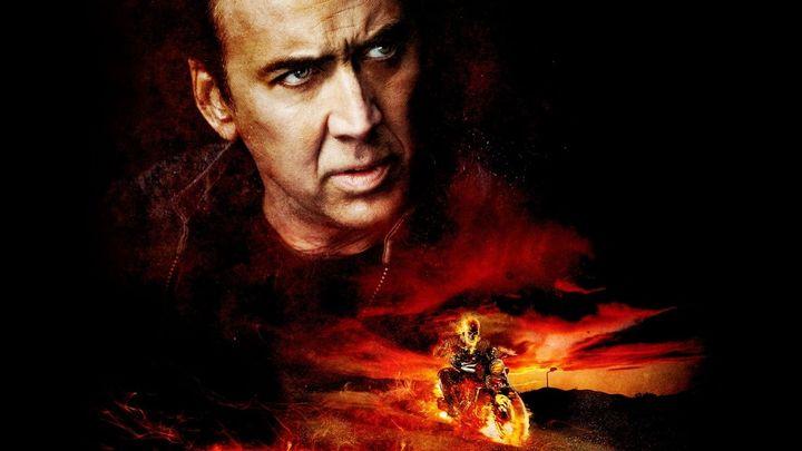 Una scena tratta dal film Ghost Rider - Spirito Di Vendetta
