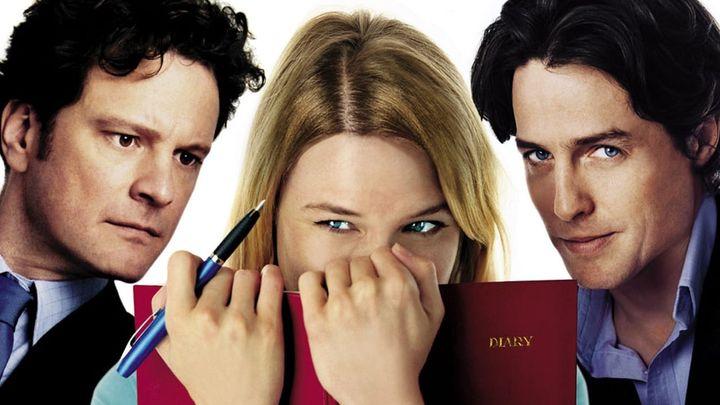 Una scena tratta dal film Il Diario Di Bridget Jones