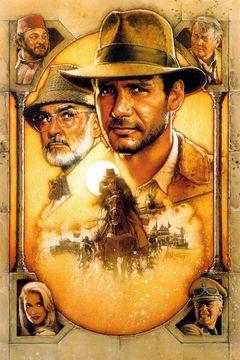 Locandina Indiana Jones E L'ultima Crociata