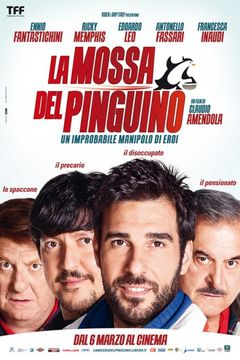 Locandina La Mossa Del Pinguino