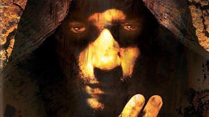 Una scena tratta dal film Frankenstein