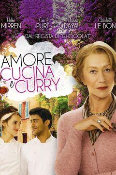 Locandina Amore, Cucina E Curry