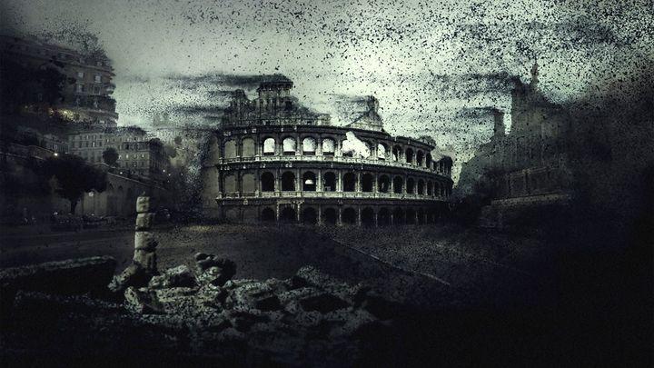 Una scena tratta dal film Ultimatum Alla Terra