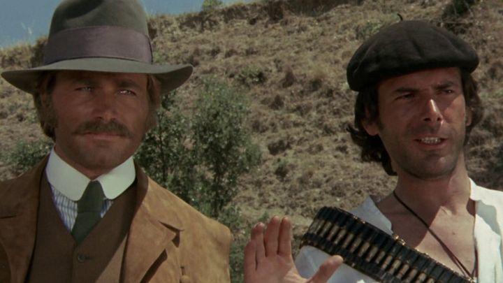 Una scena tratta dal film Vamos A Matar, Compañeros