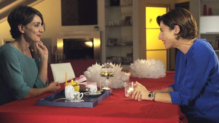 Una scena tratta dal film Maldamore