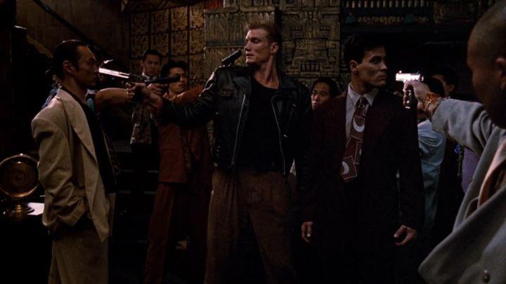 Una scena tratta dal film Resa Dei Conti A Little Tokyo