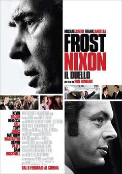 Locandina Frost/Nixon - Il Duello