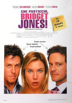 Locandina Che Pasticcio, Bridget Jones!