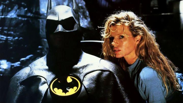 Una scena tratta dal film Batman