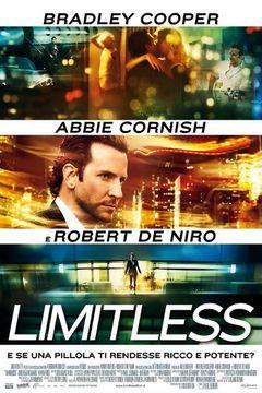Locandina Limitless