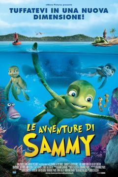 Locandina Le Avventure Di Sammy