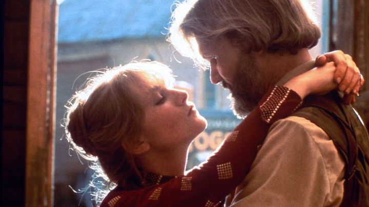 Una scena tratta dal film I Cancelli Del Cielo
