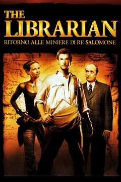 The Librarian 2: Ritorno Alle Miniere Di Re Salomone