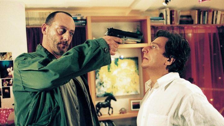Una scena tratta dal film Il Bandito Corso