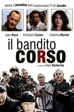 Locandina Il Bandito Corso