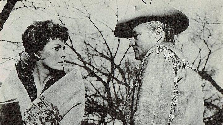 Una scena tratta dal film La Morte Cavalca A Rio Bravo