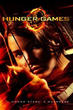 Locandina Hunger Games