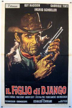 Locandina Il Figlio Di Django