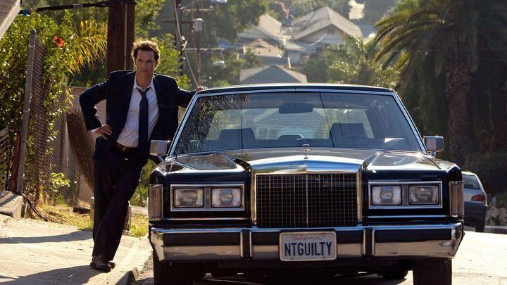 Una scena tratta dal film The Lincoln Lawyer