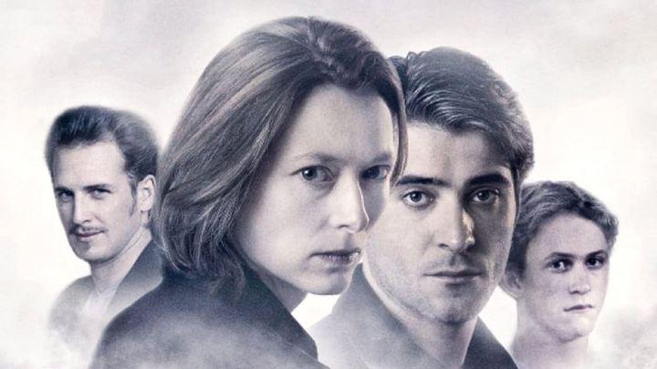 Una scena tratta dal film I Segreti Del Lago