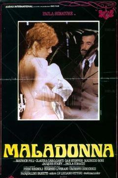 Locandina Maladonna