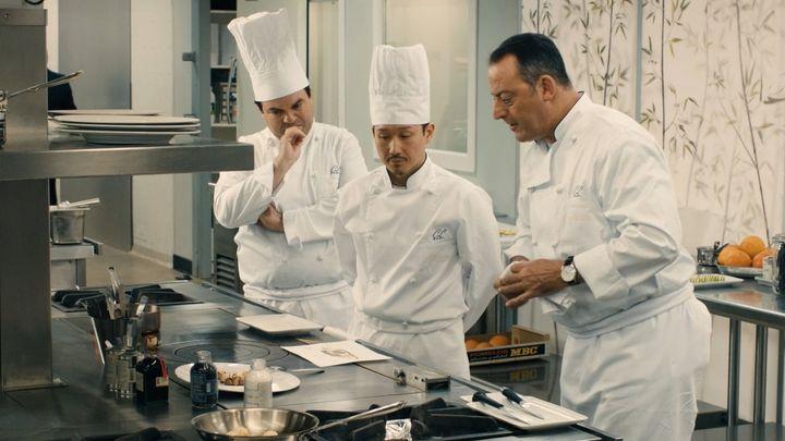 Una scena tratta dal film Chef